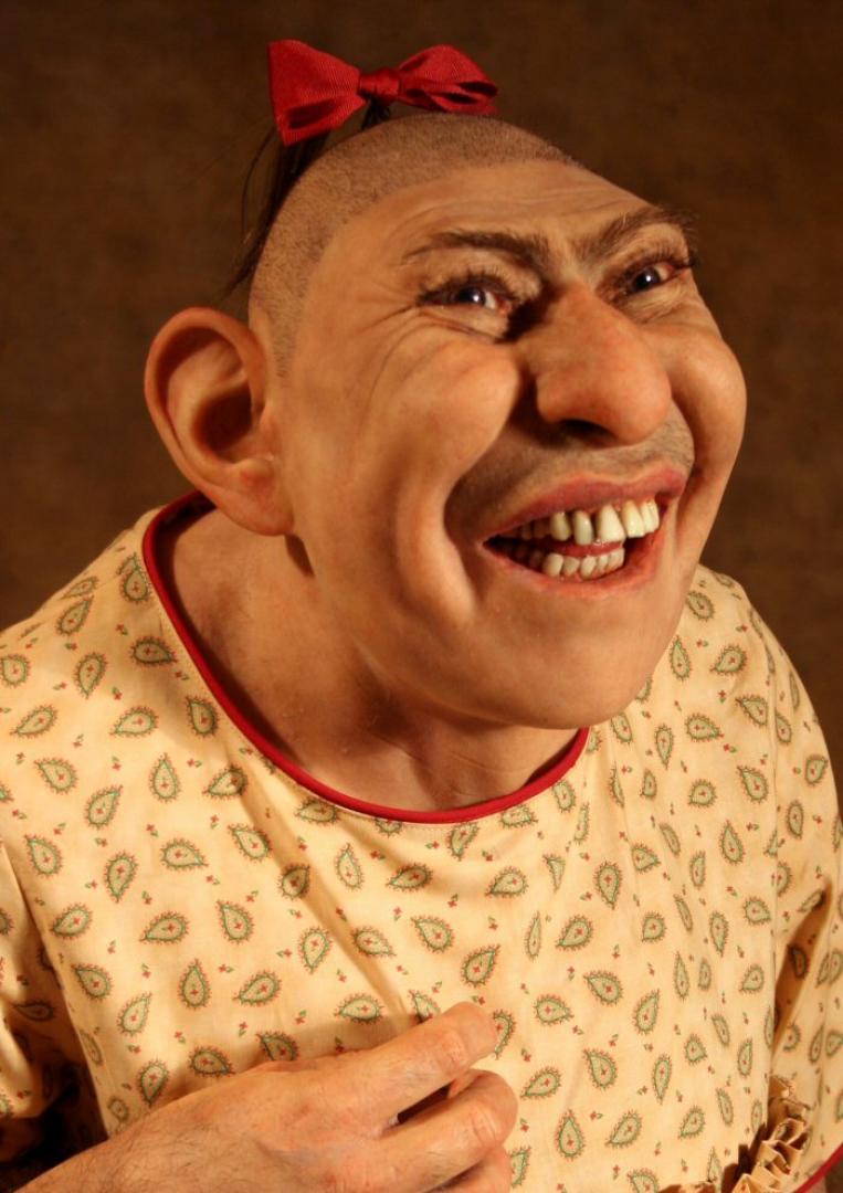 American Horror Story a valóságban - Pepper