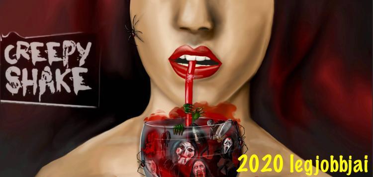 2020 legjobb horrorfilmjei - Toplisták