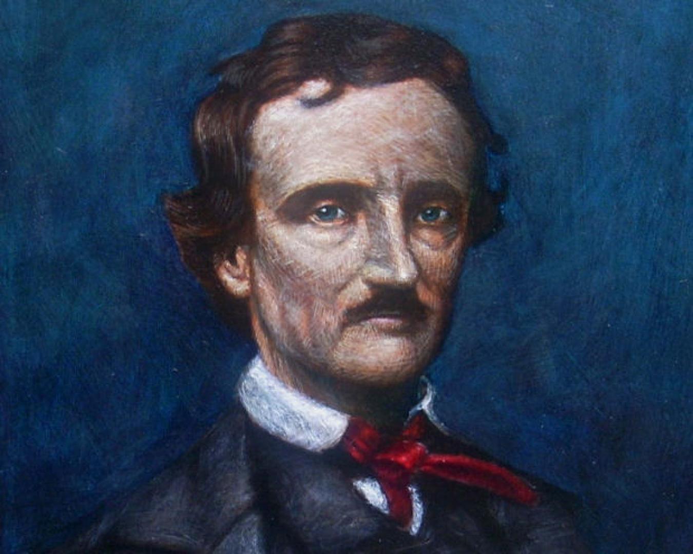 Poe halálának 165. évfordulója