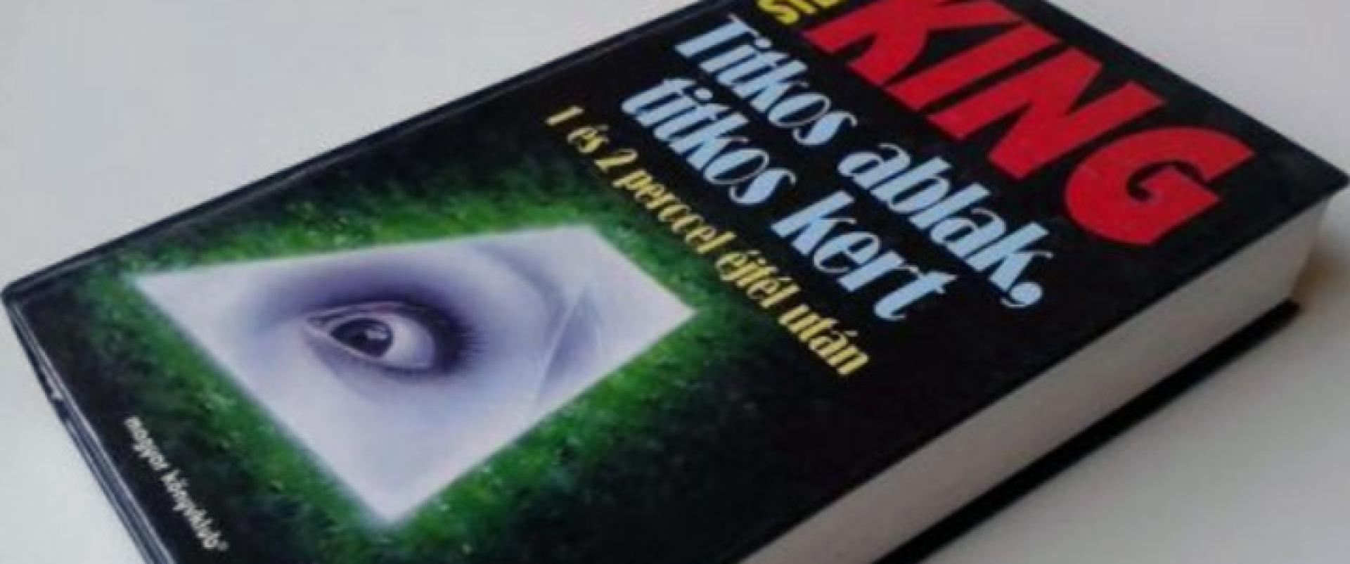 Stephen King: Secret Window, Secret Garden - Titkos ablak, titkos kert (1990)