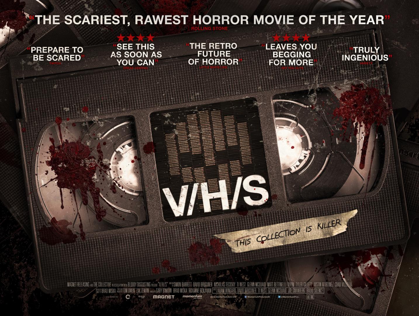 V/H/S (2012)