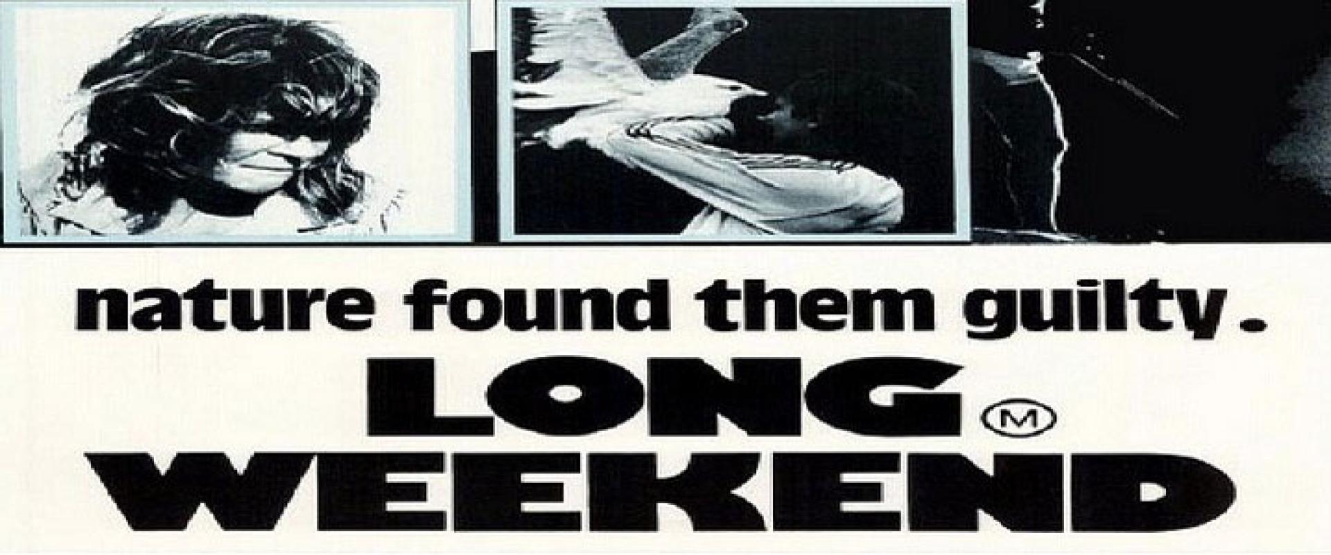 Ausztrál extrém II. - Long Weekend (1978)