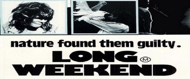 Ausztrál extrém II. - Long Weekend (1978) - Ausztrál Extrém