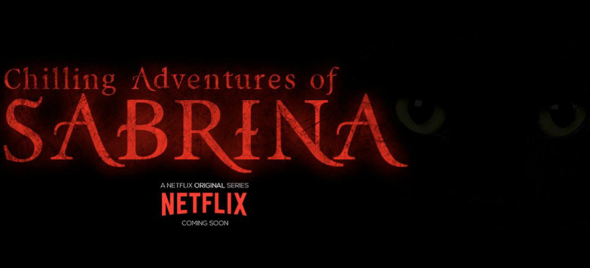 Megérkezett az első plakát az új Sabrina sorozathoz
