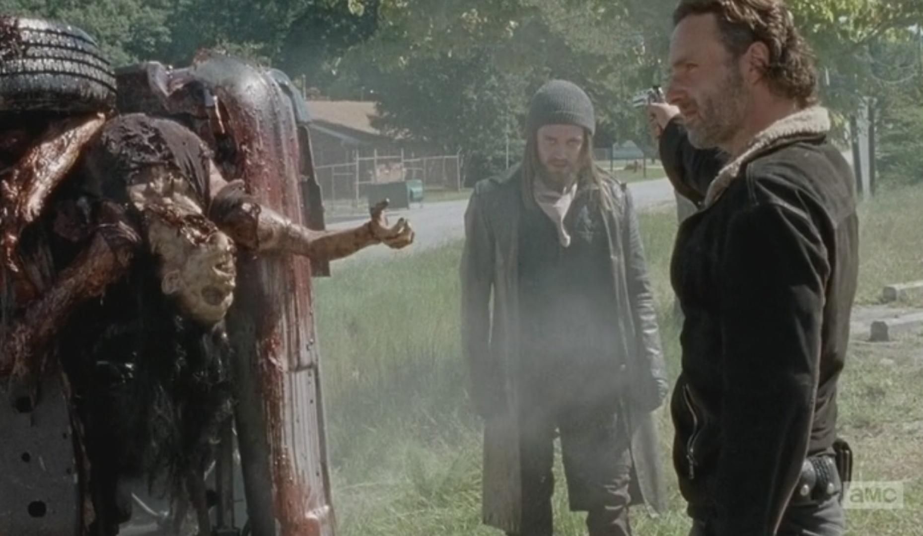 The Walking Dead 6x11 3. kép