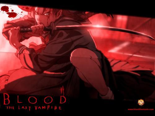 Blood: The Last Vampire - Vér: Az utolsó vámpír (2000/2009) - Vámpír