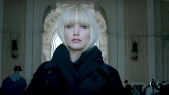 Red Sparrow - Vörös veréb (2018) - Thriller