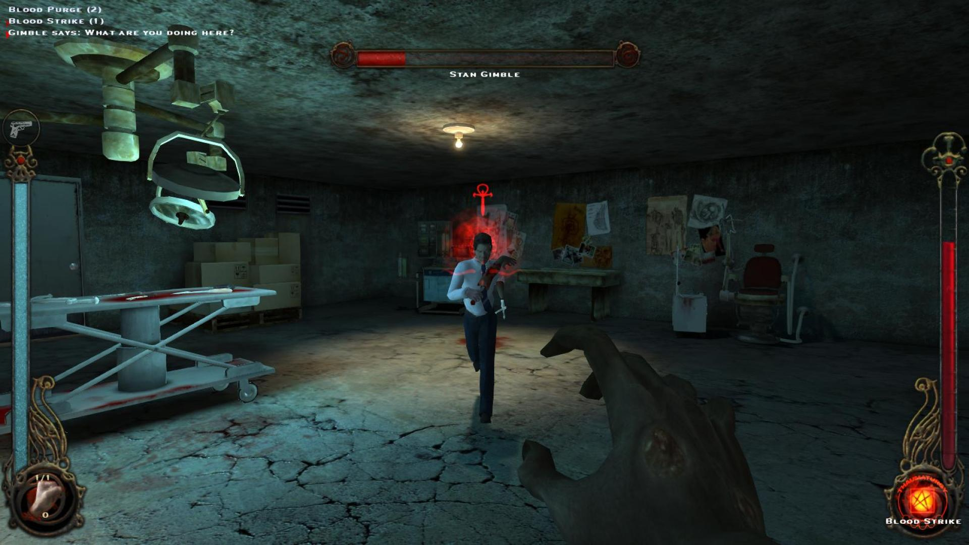 Vampire: The Masquerade - Bloodlines (2004) 6. kép
