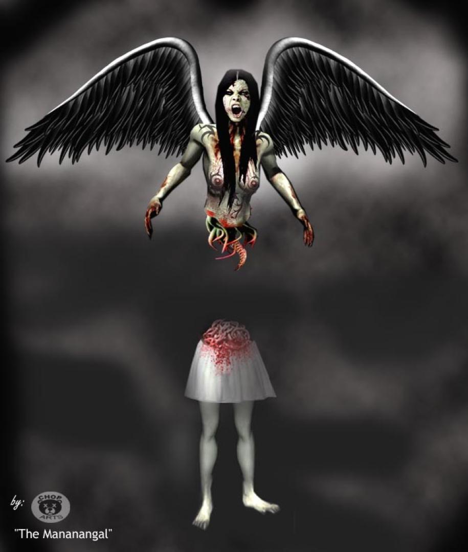 A filippínó folklór fantomjai 5. kép