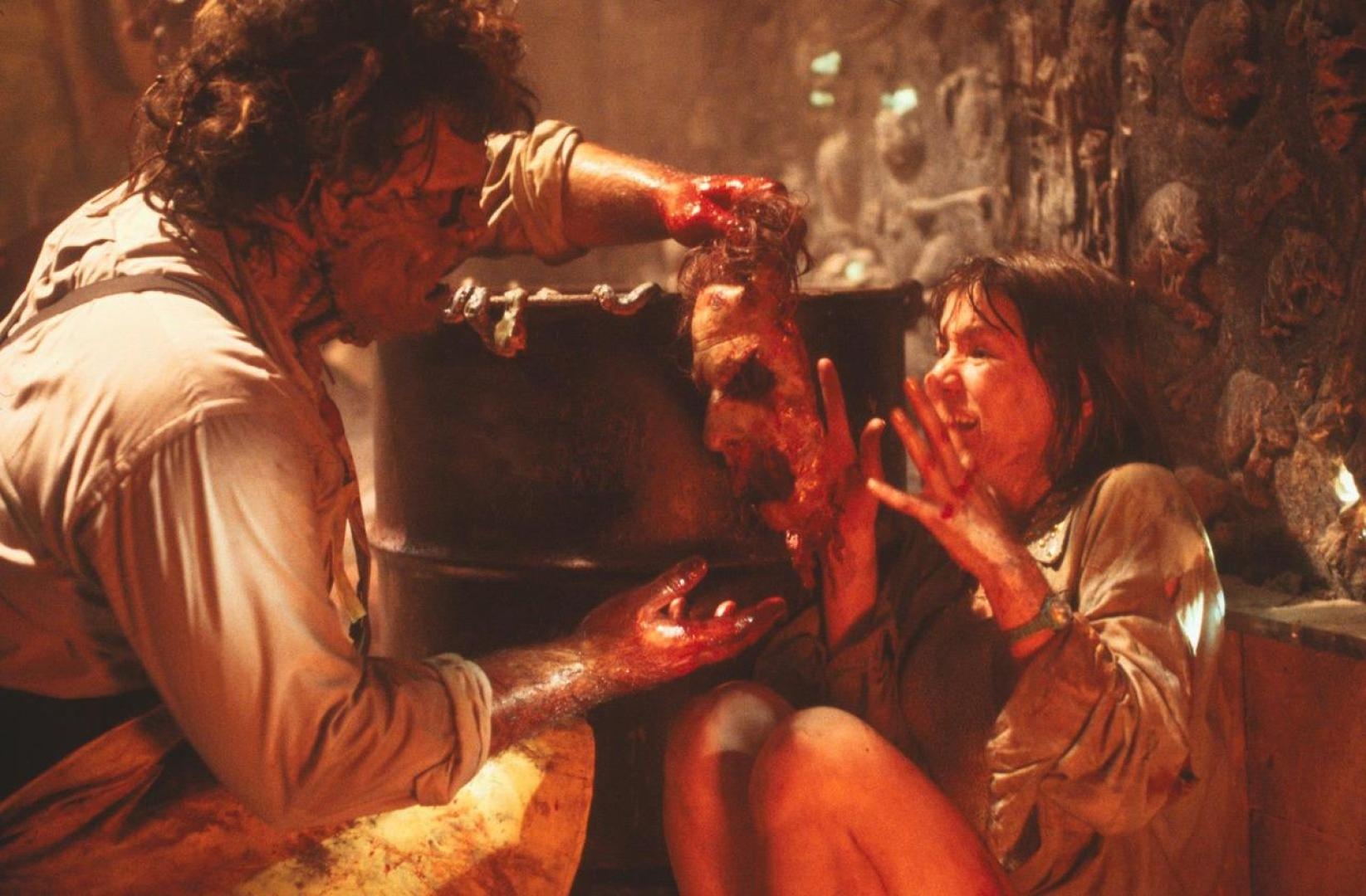 The Texas Chainsaw Massacre - A texasi láncfűrészes mészárlás (1986) 1. kép