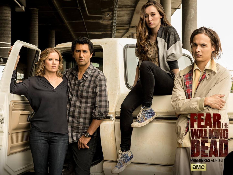 Fear the Walking Dead: három kisvideó, zombikkal