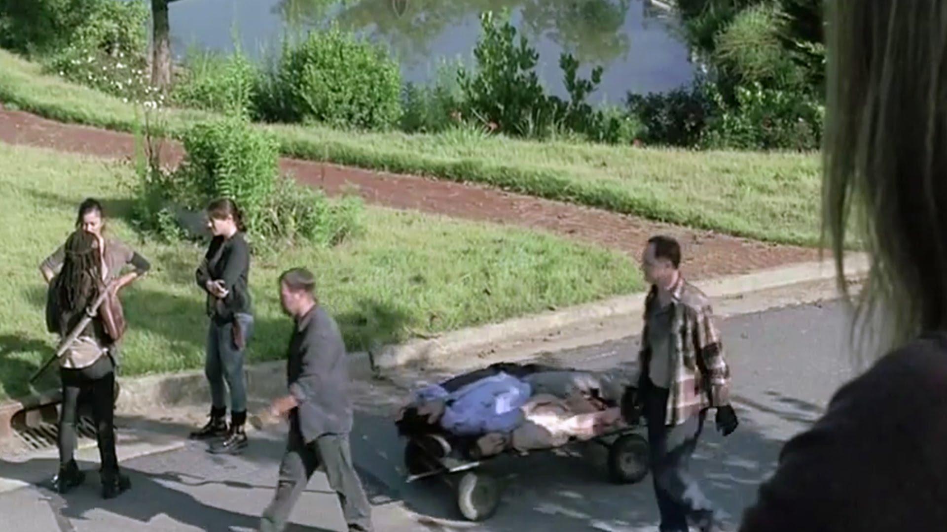 The Walking Dead 6x05 1. kép