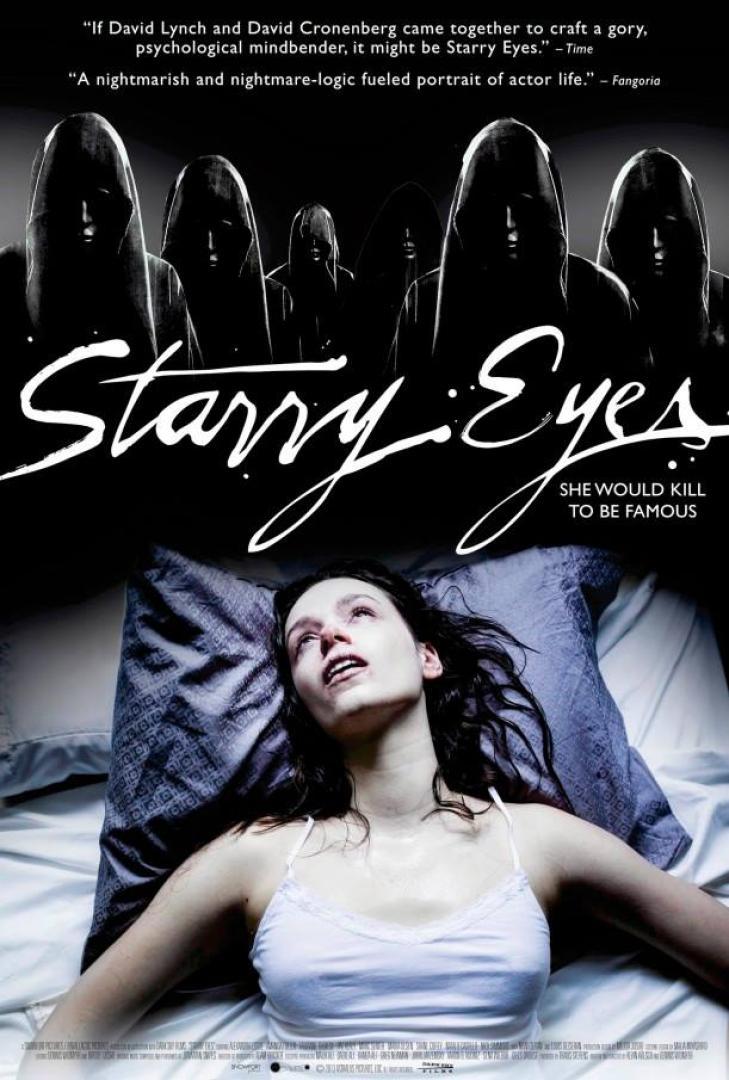 Starry Eyes-poszter és -előzetes