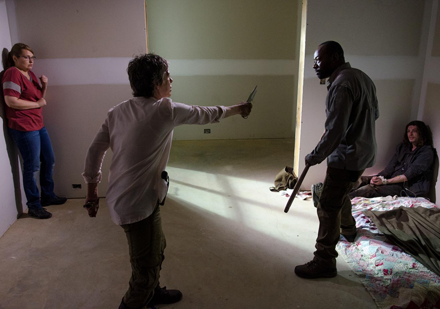 The Walking Dead 6x08 4. kép