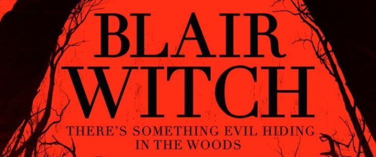 Blair Witch (2016) - Found footage