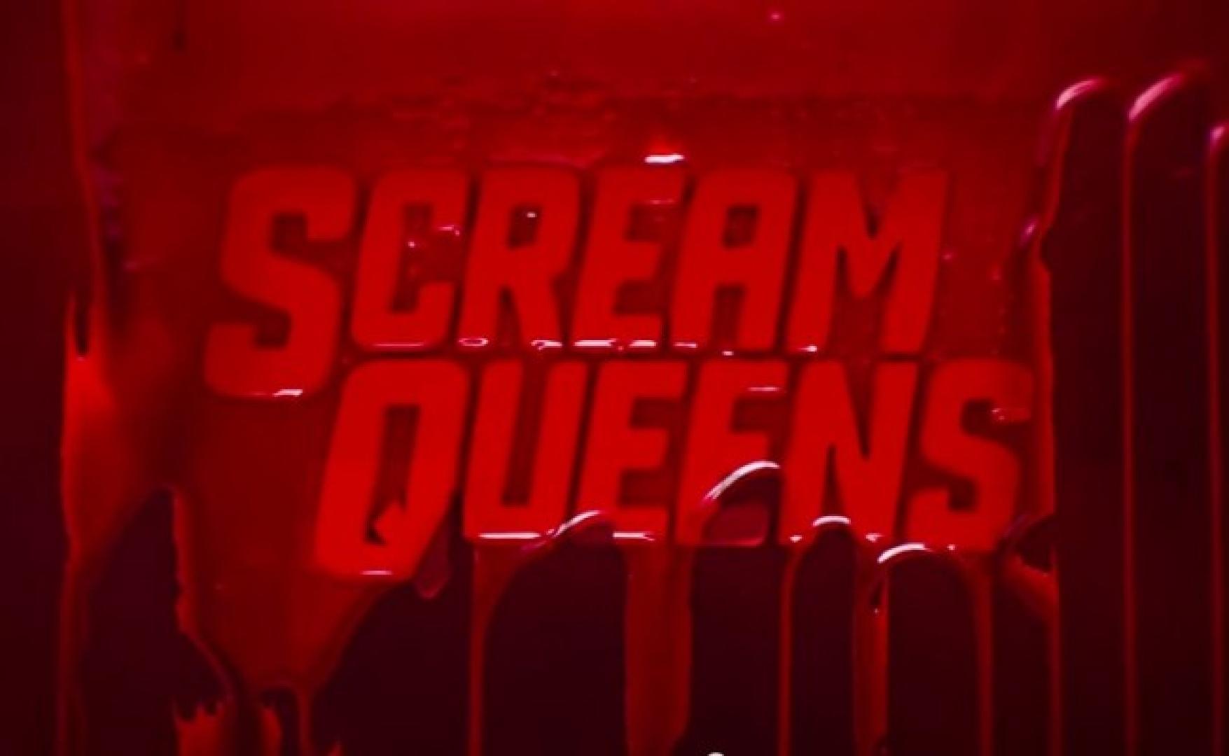 Scream Queens-előzetes