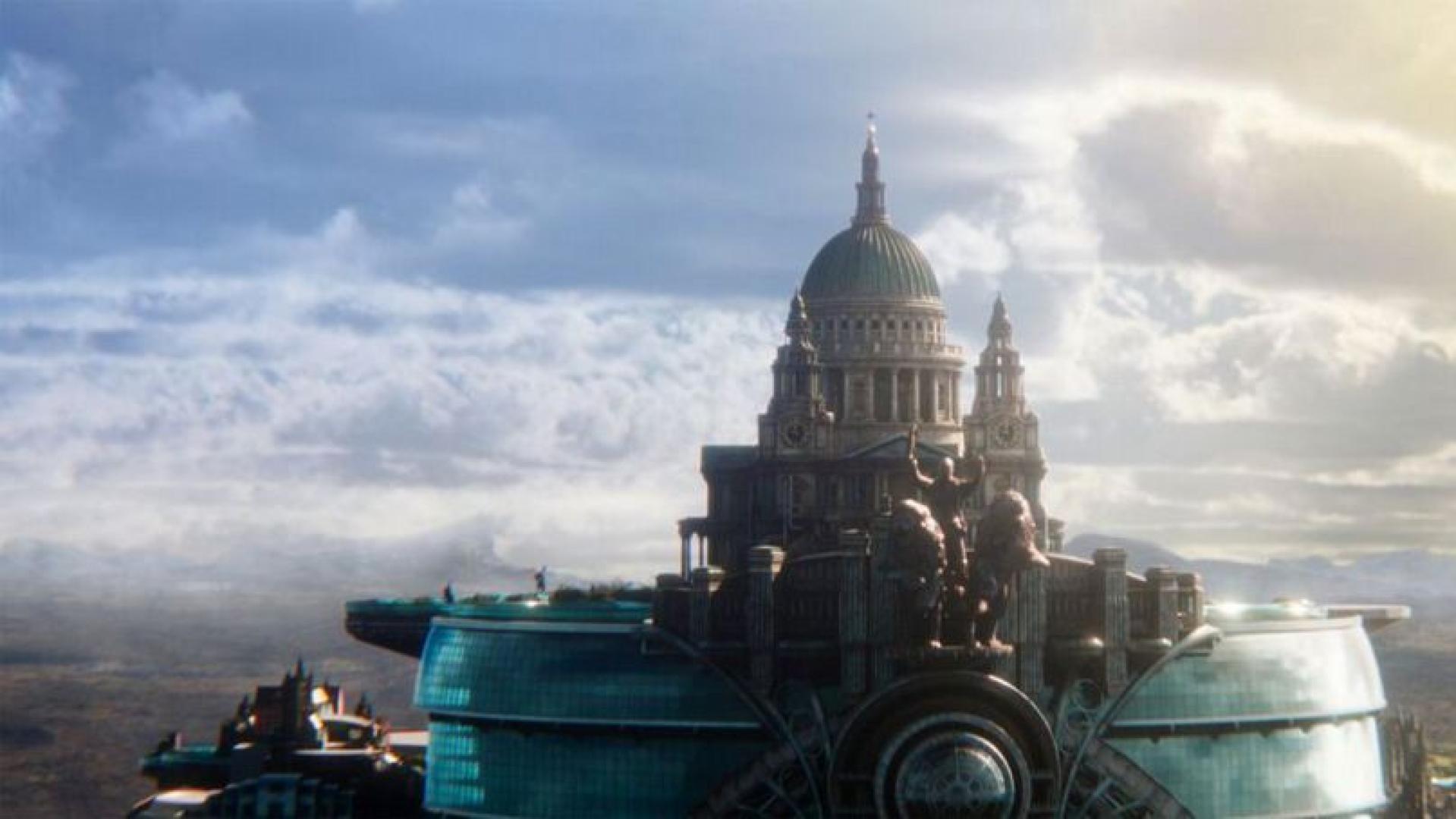 Előzetest kapott a Ragadozó városok