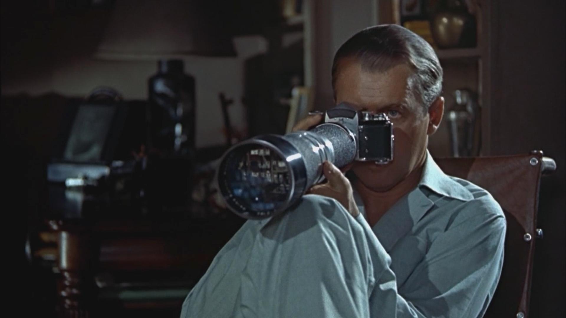 CreepyClassics X. Hátsó ablak – Rear Window (1954)