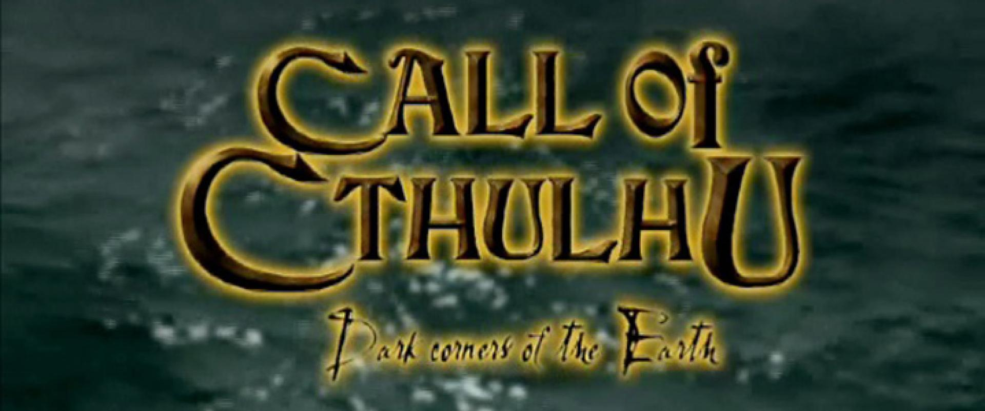 Call of Cthulhu: Dark Corners of the Earth (2005)