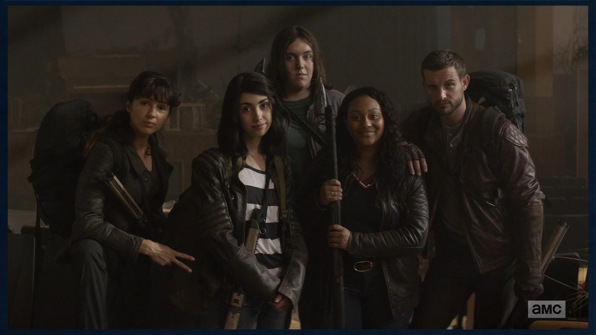 The Walking Dead: World Beyond 1x04