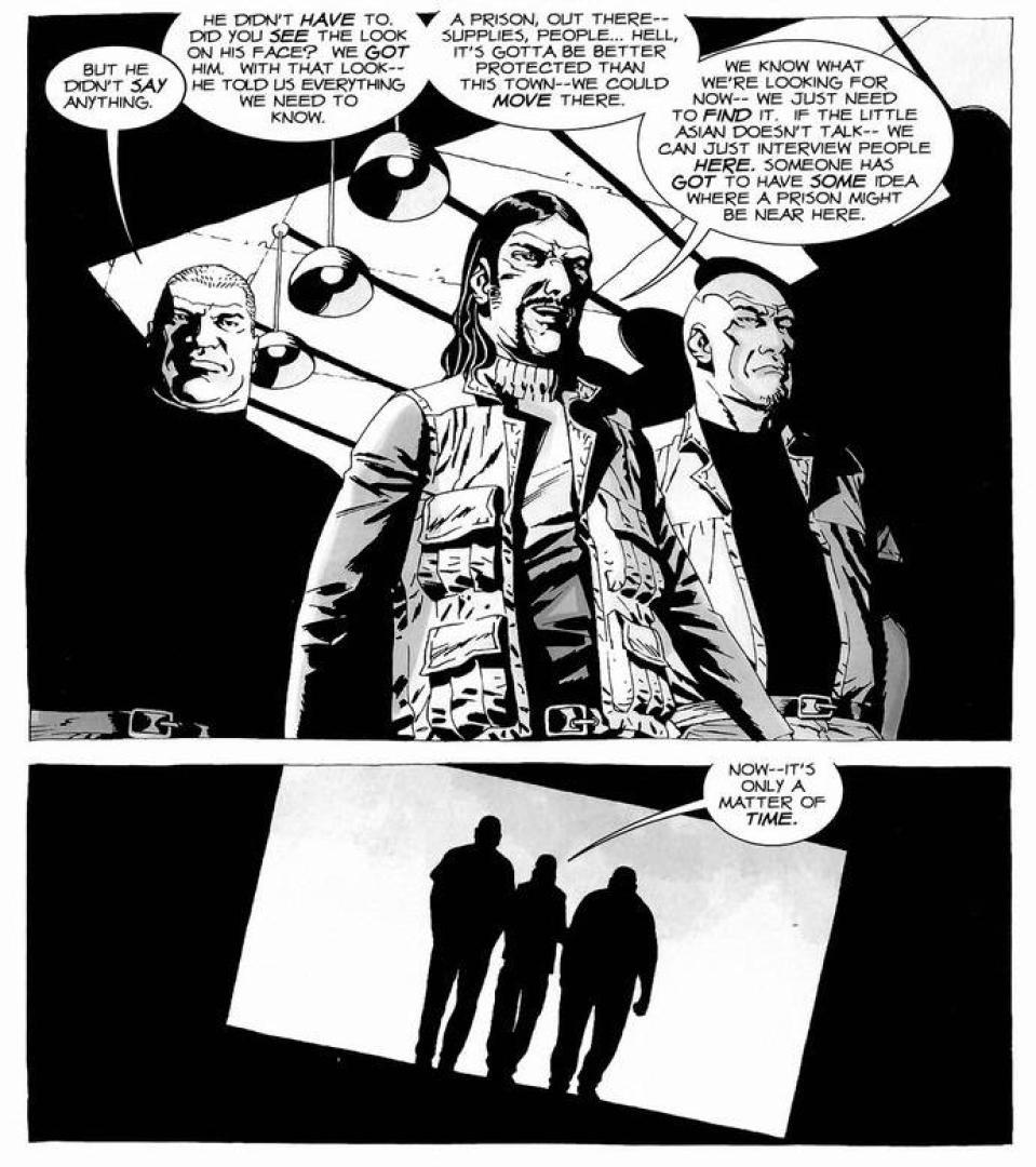 The Walking Dead 5. kötet 10. kép