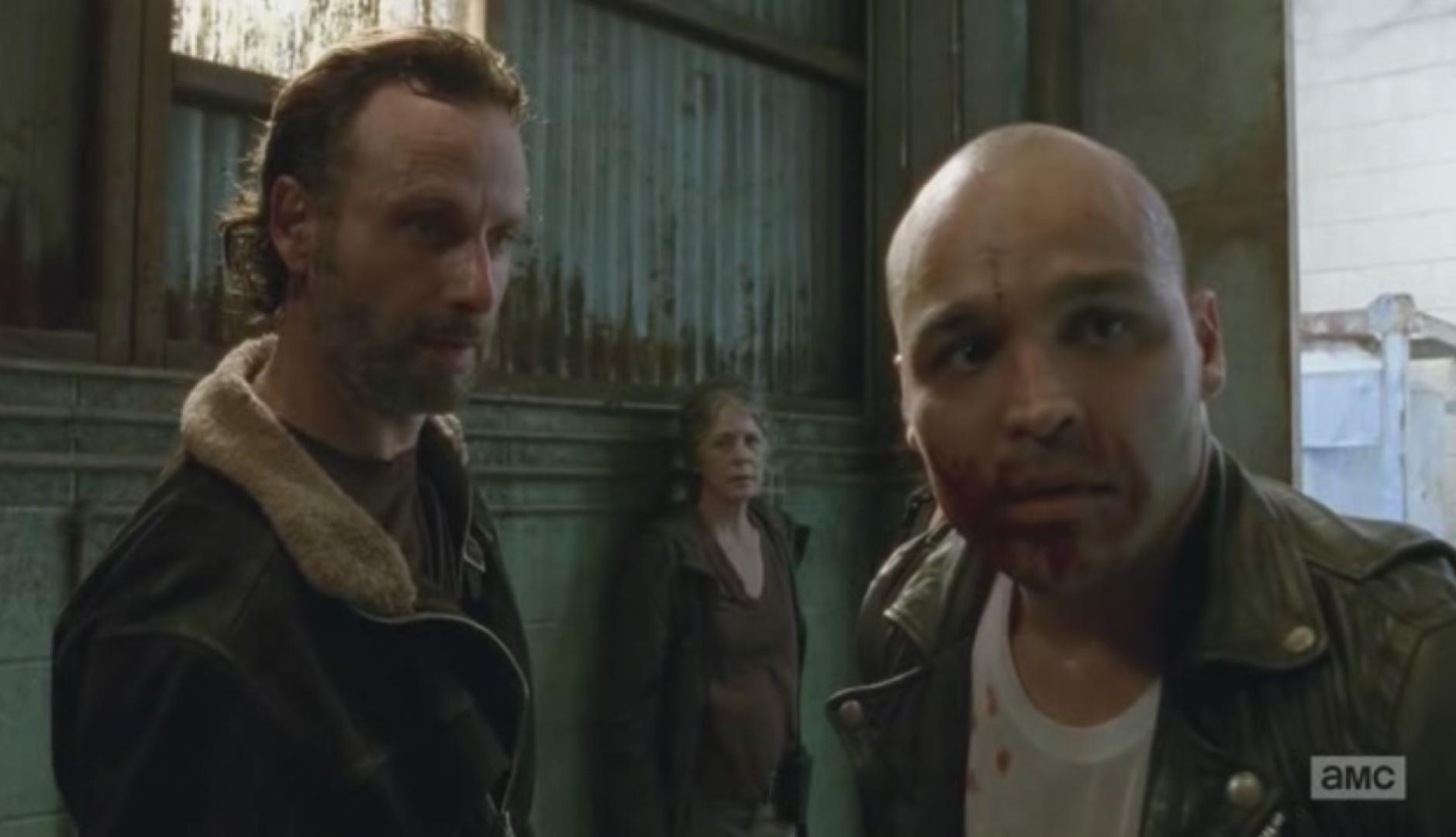 The Walking Dead 6x13 4. kép