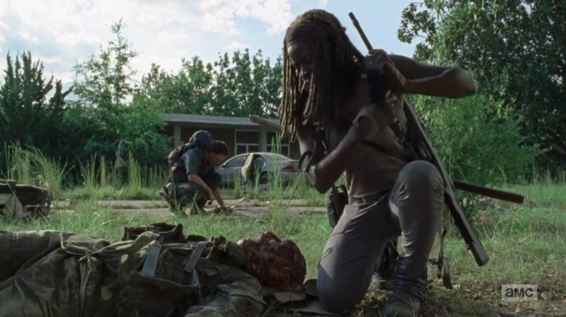 The Walking Dead 7x12 1. kép