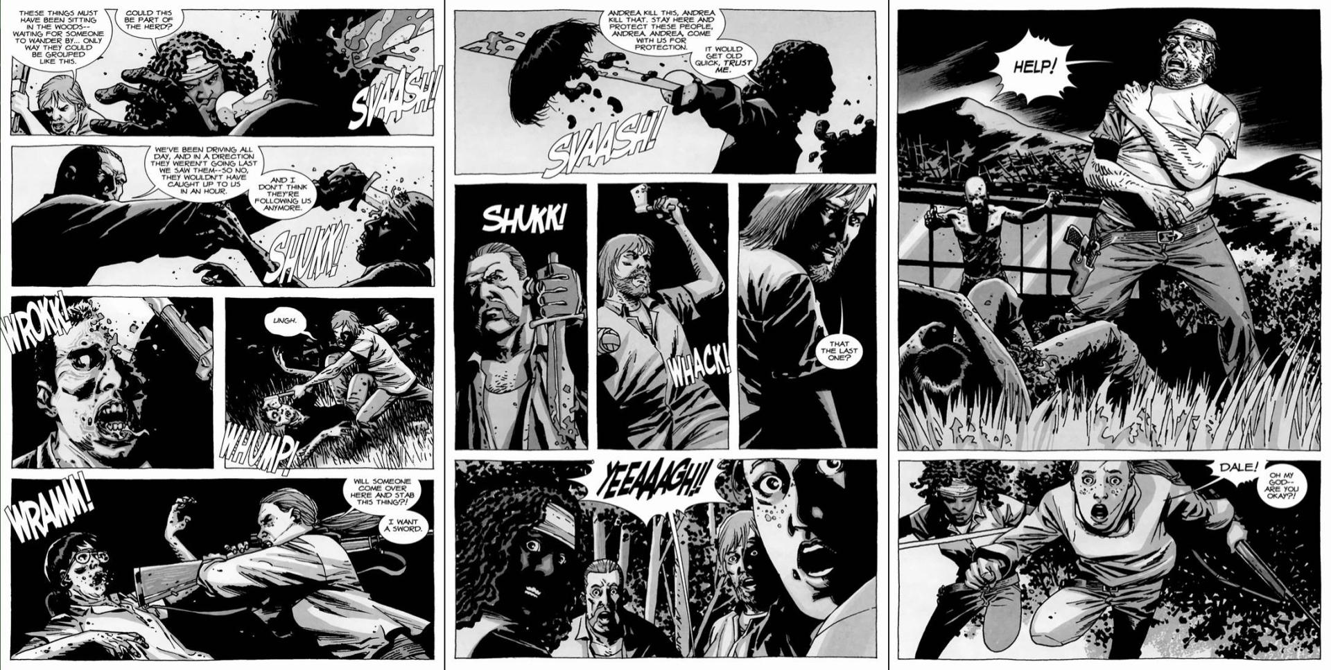 The Walking Dead 11. kötet 3. kép