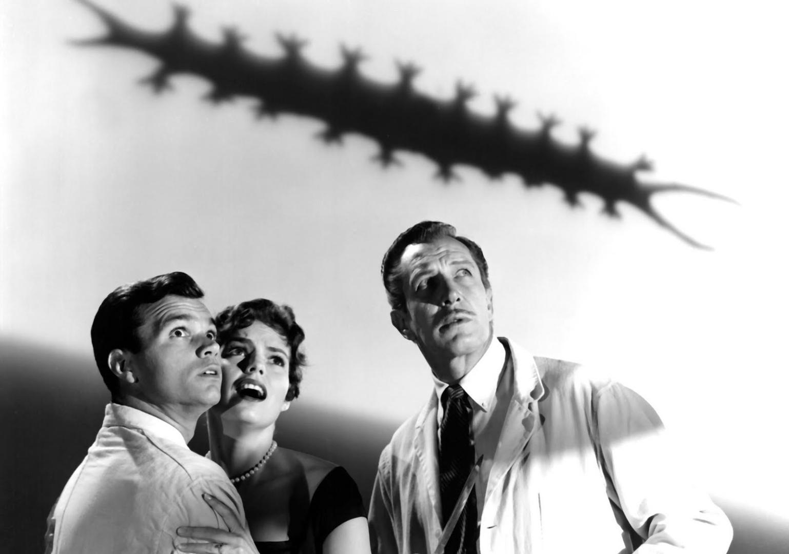The Tingler - A bizsergető (1959) 1. kép