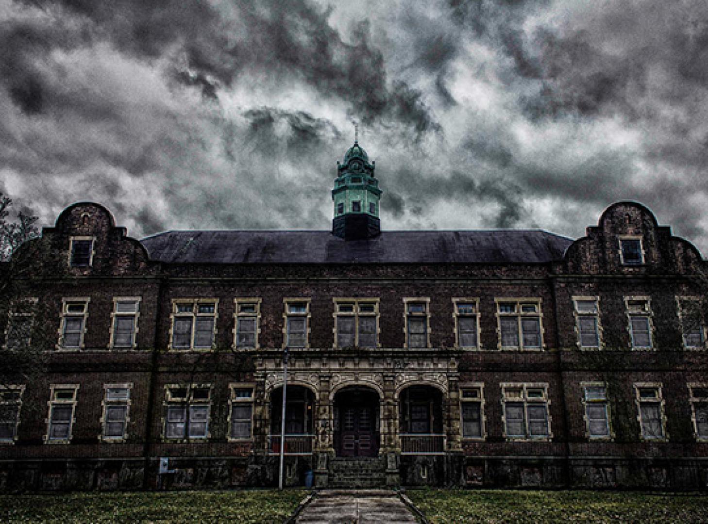 Pennhurst State School and Hospital 1. kép