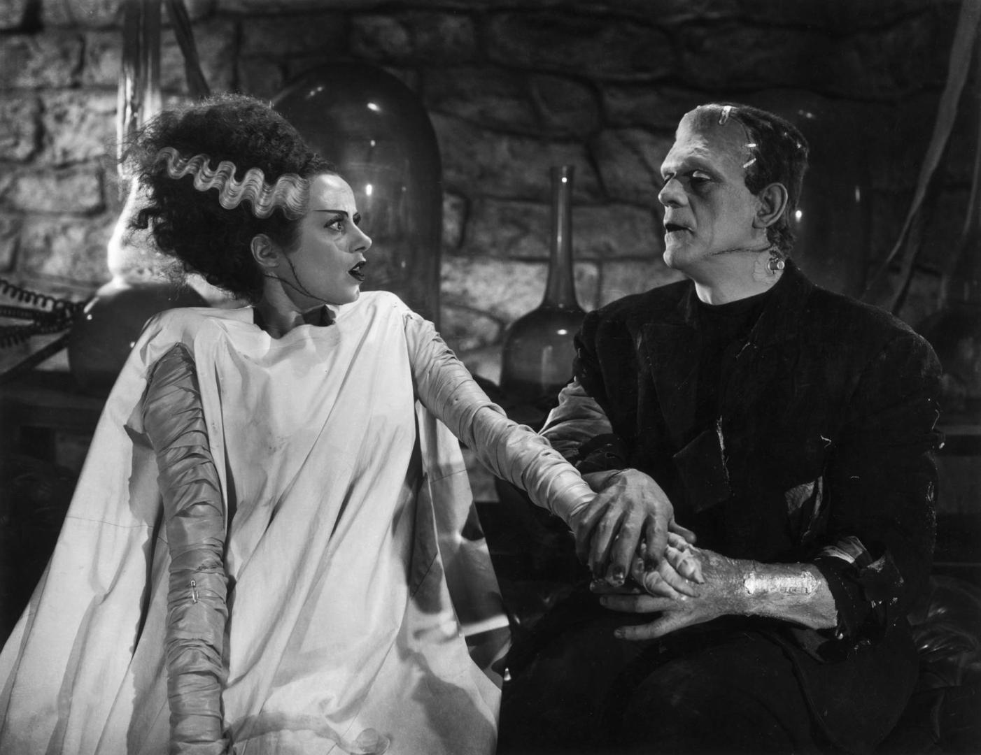 Bride of Frankenstein - Frankenstein menyasszonya (1935) 1. kép
