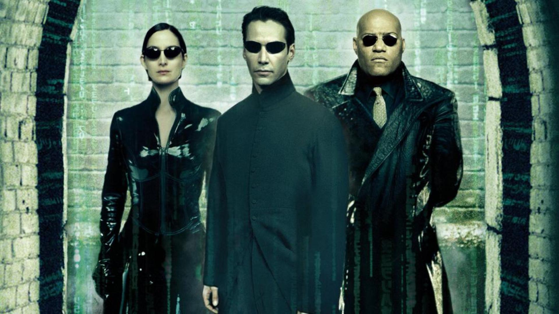 The Matrix - Reloaded /  Mátrix - Újratöltve (2003)