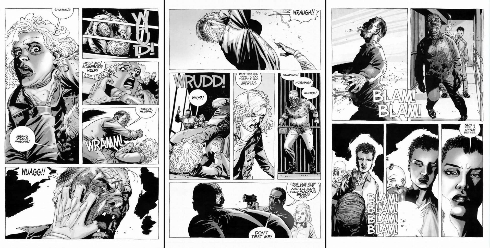 The Walking Dead 3. kötet 12. kép