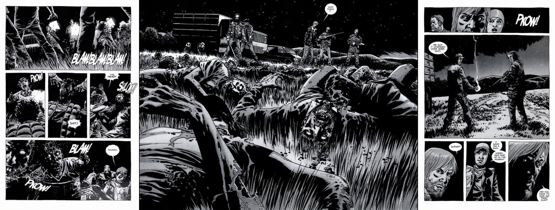 The Walking Dead képregény 12. kötet 04. kép