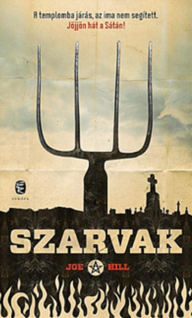 Joe Hill: Horns - Szarvak (2012) 1. kép