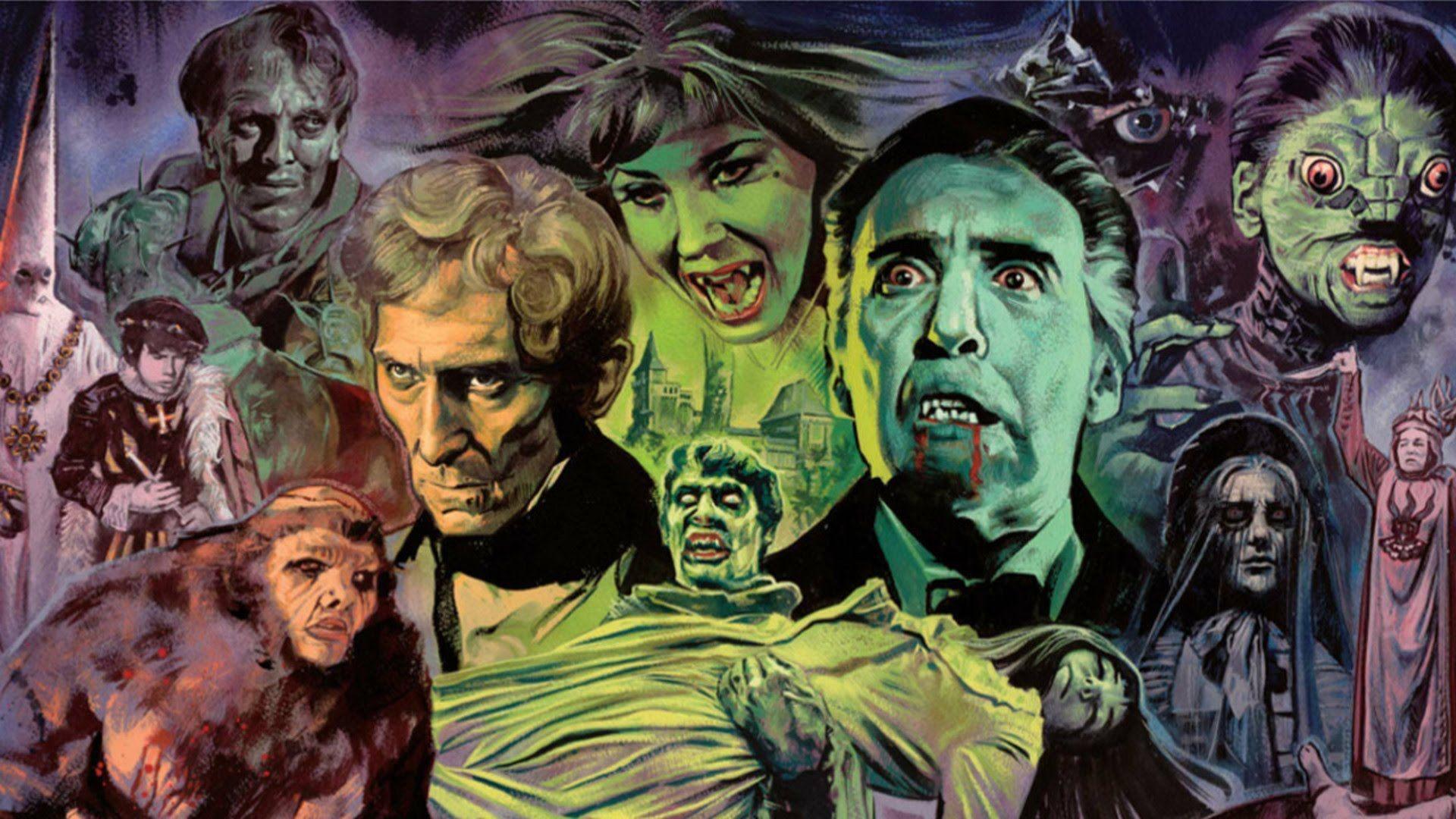 Az angol horror története 1. rész