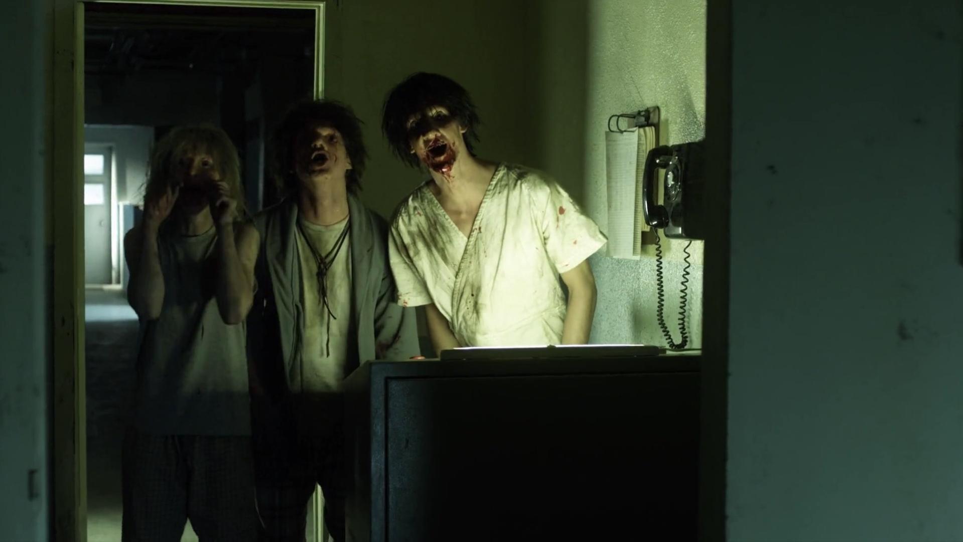 Wrong Turn 4: Bloody Beginnings - Halálos kitérő 4. (2011) 1. kép