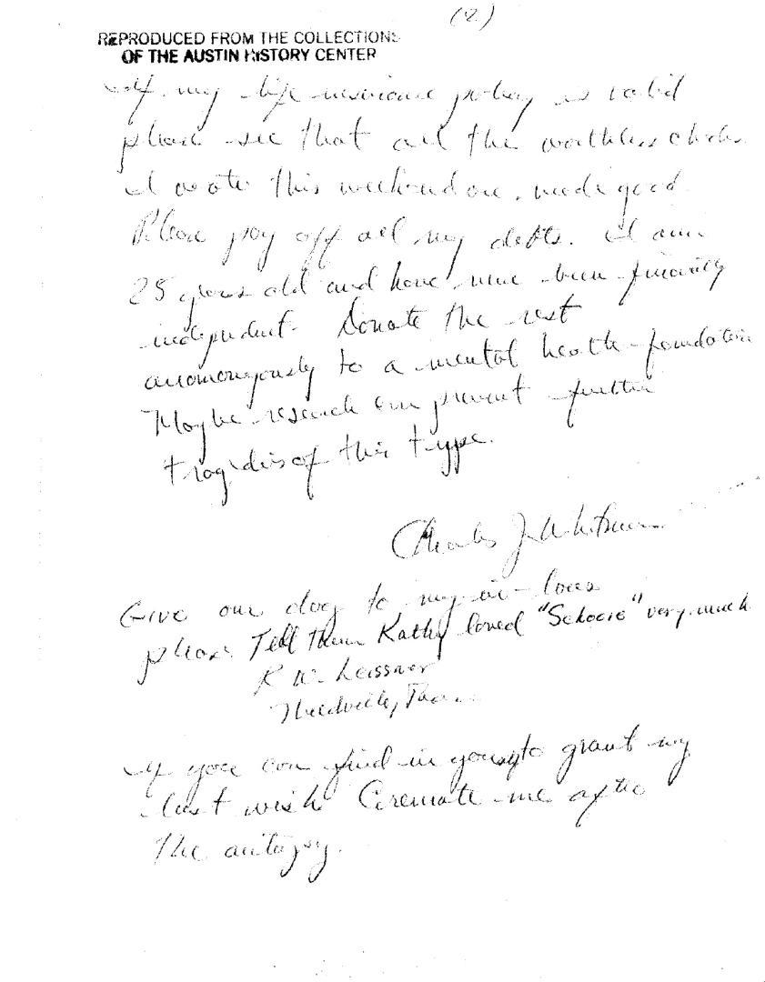 Charles Whitman 8. kép