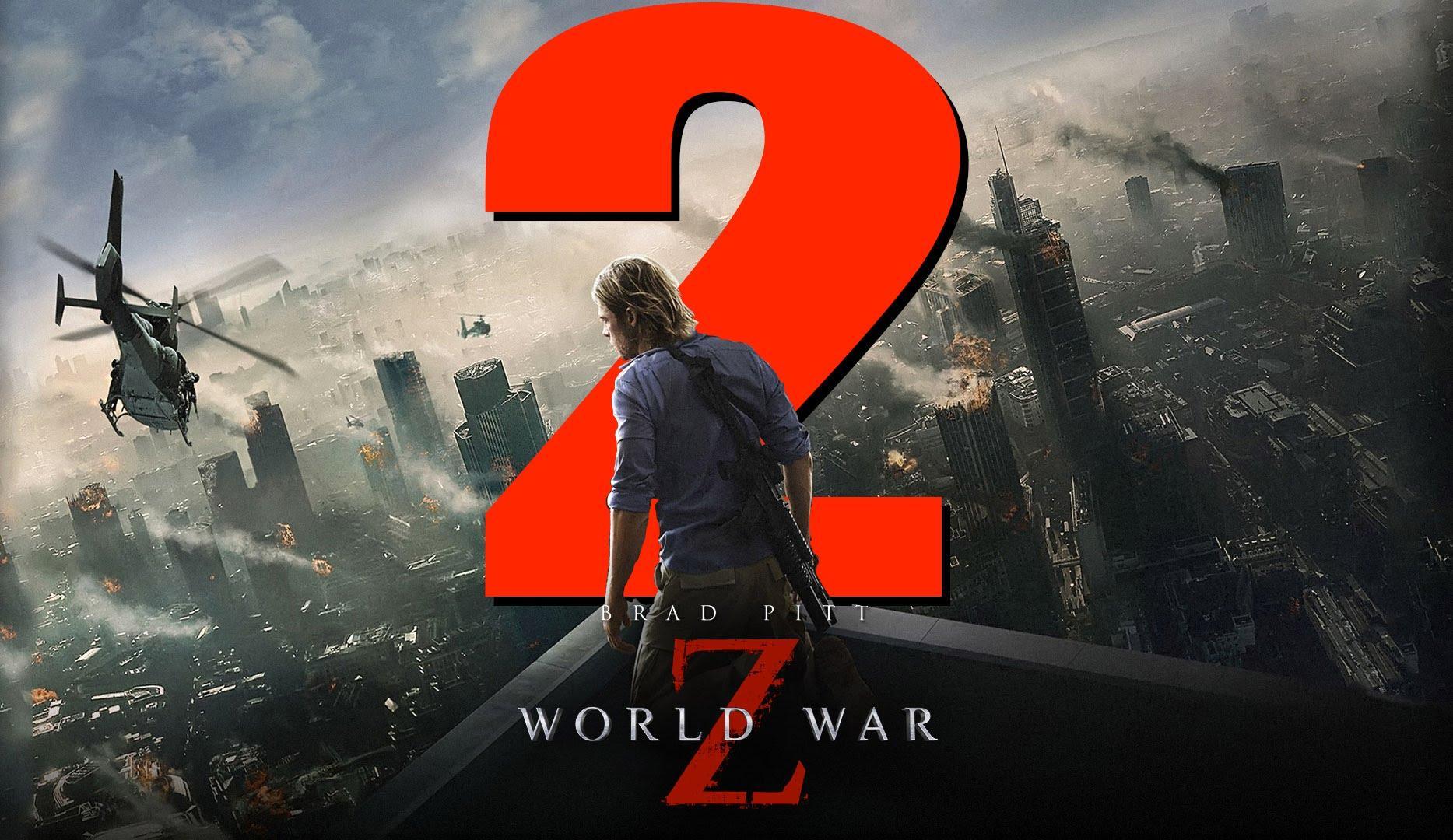 Tolódik a World War Z folytatásának forgatása