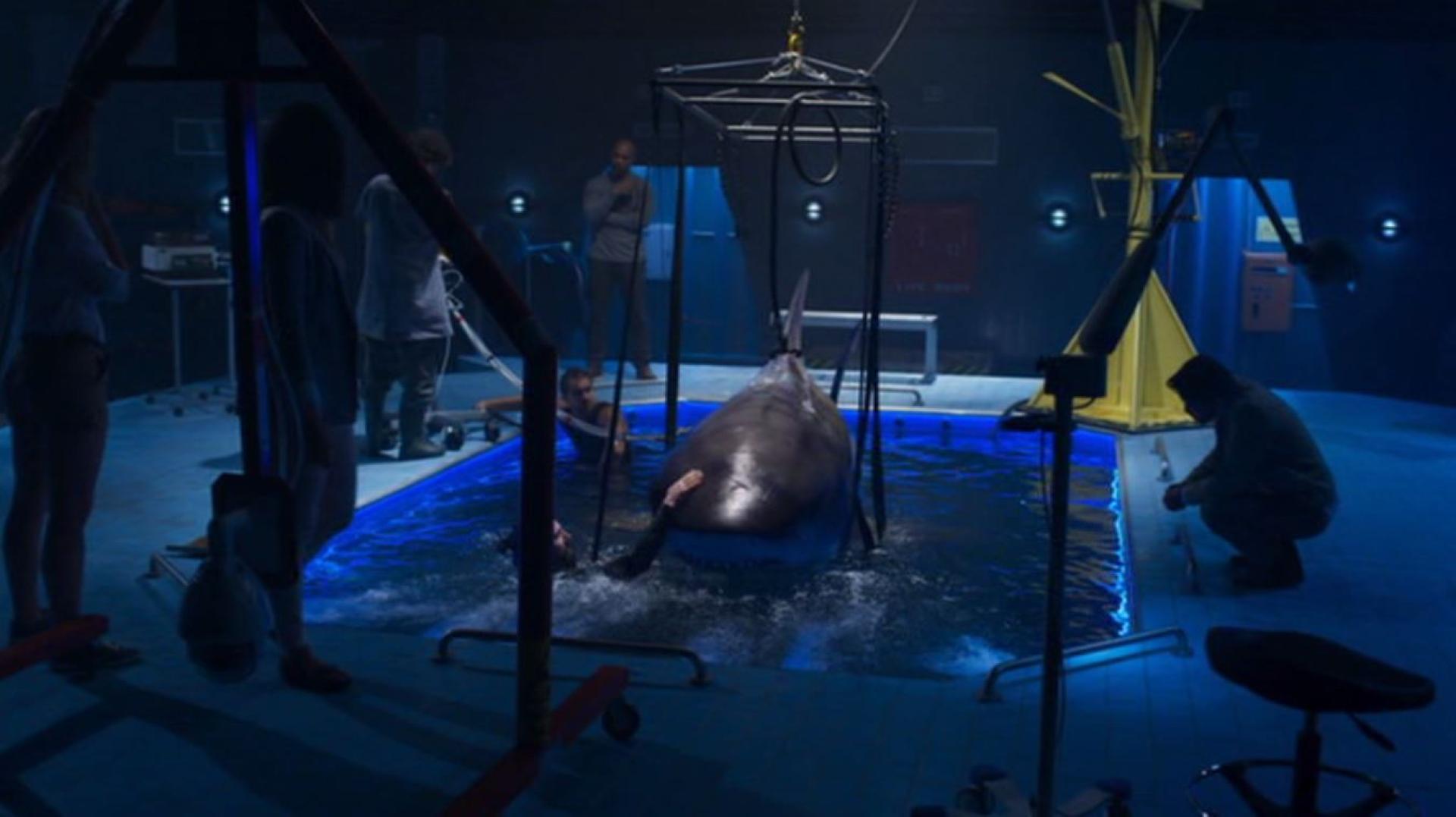 Deep Blue Sea 2 - Háborgó mélység 2 (2018)