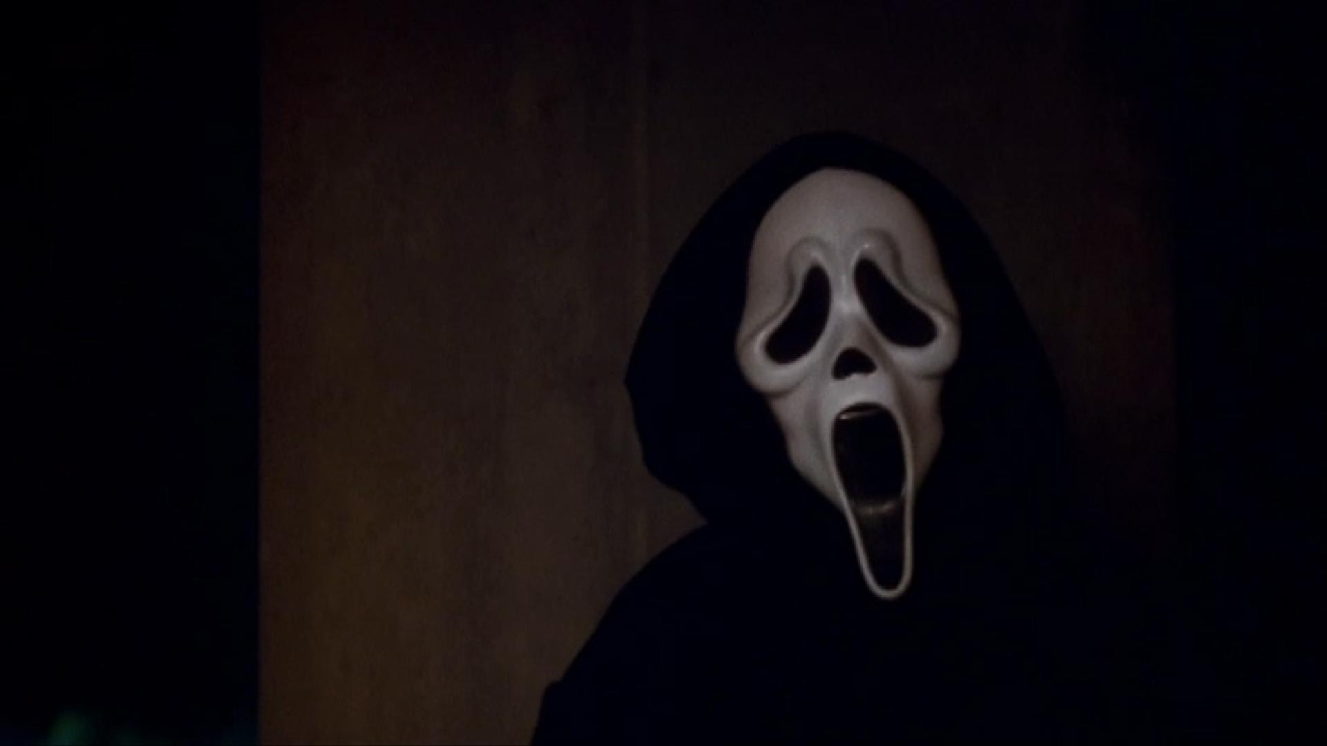 Scream 1-4 - Sikoly 1-4 (1996/1997/2000/2011)