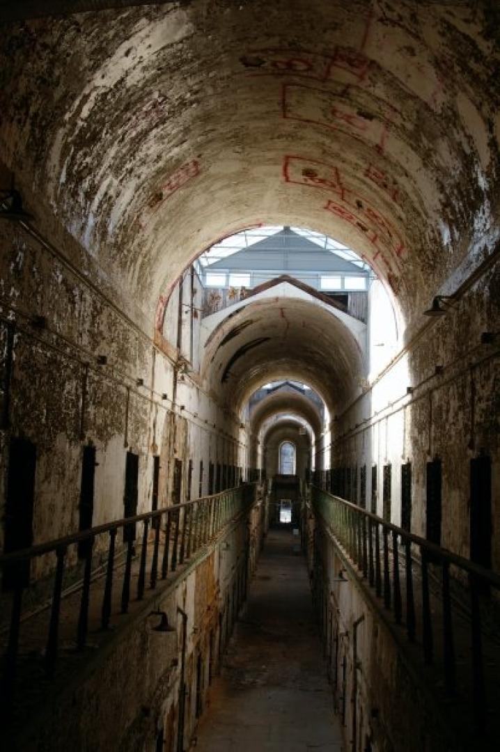 Eastern State Penitentiary 2. kép