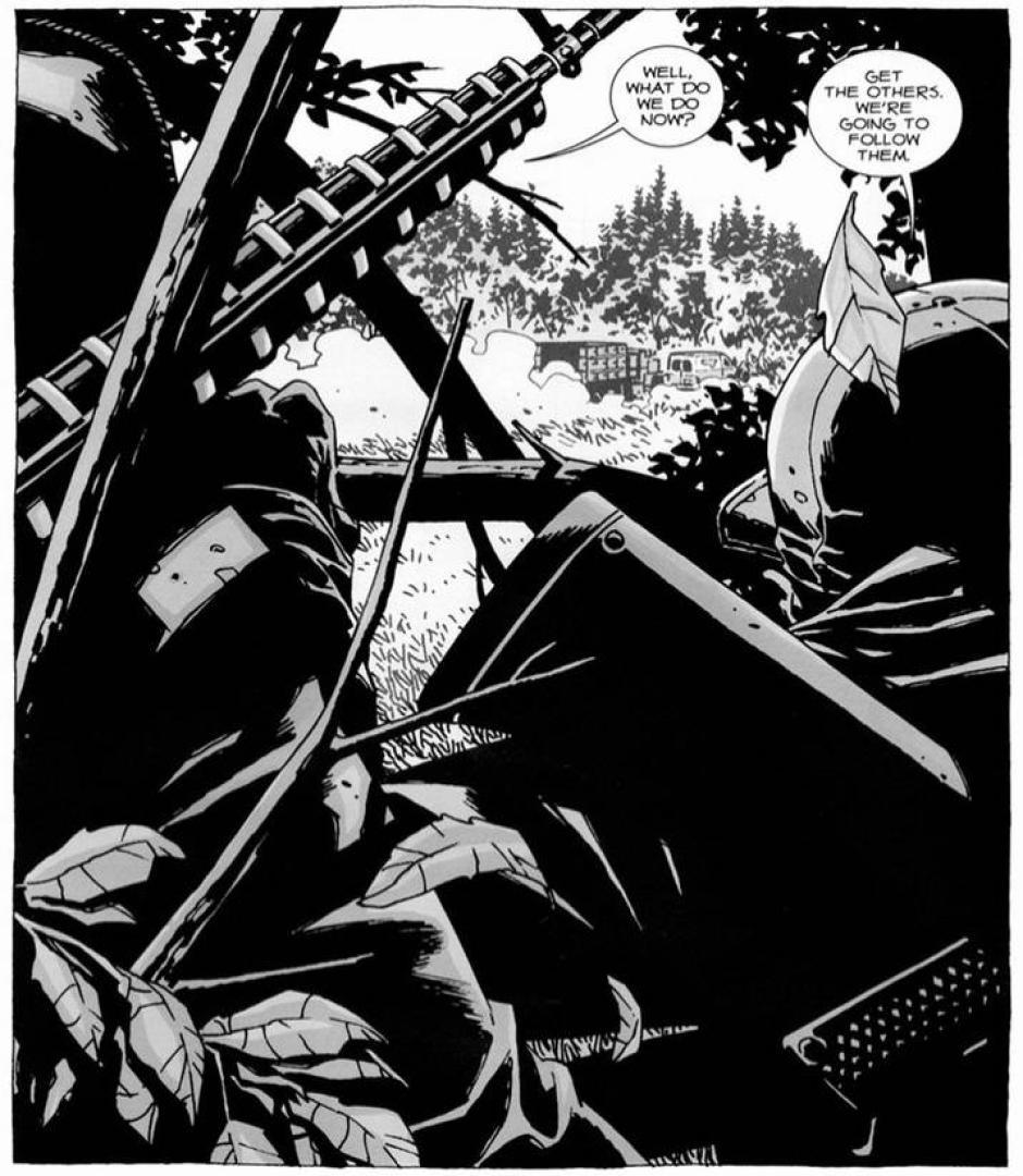 The Walking Dead 11. kötet 2. kép