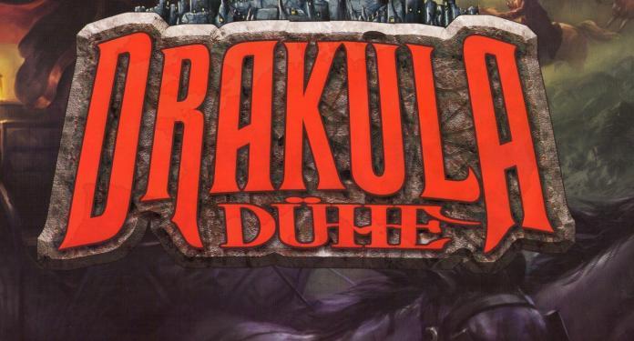 Drakula dühe - Táblás játékok