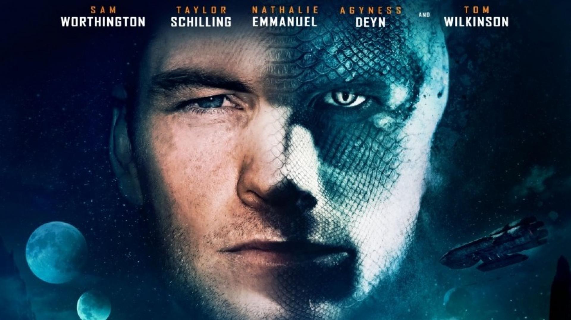 The Titan - hamarosan a Netflixen
