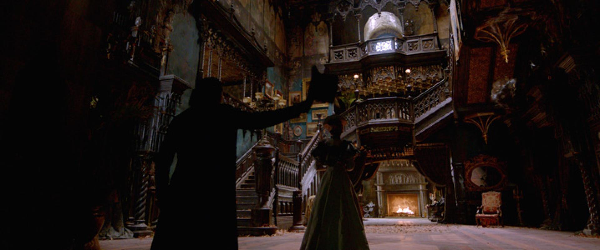 Bíborhegy: egy jelenet a filmből