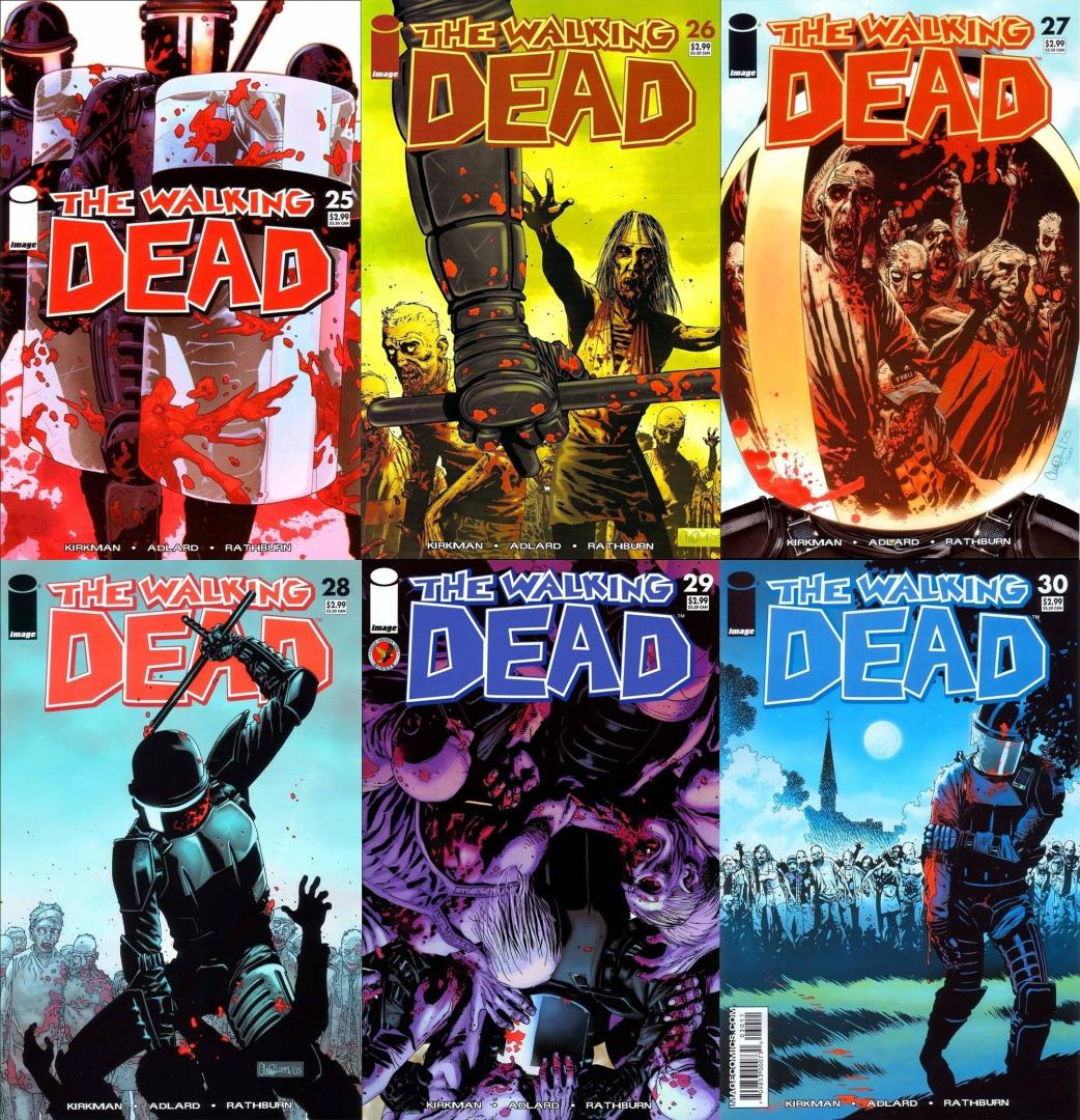 The Walking Dead 5. kötet 11. kép