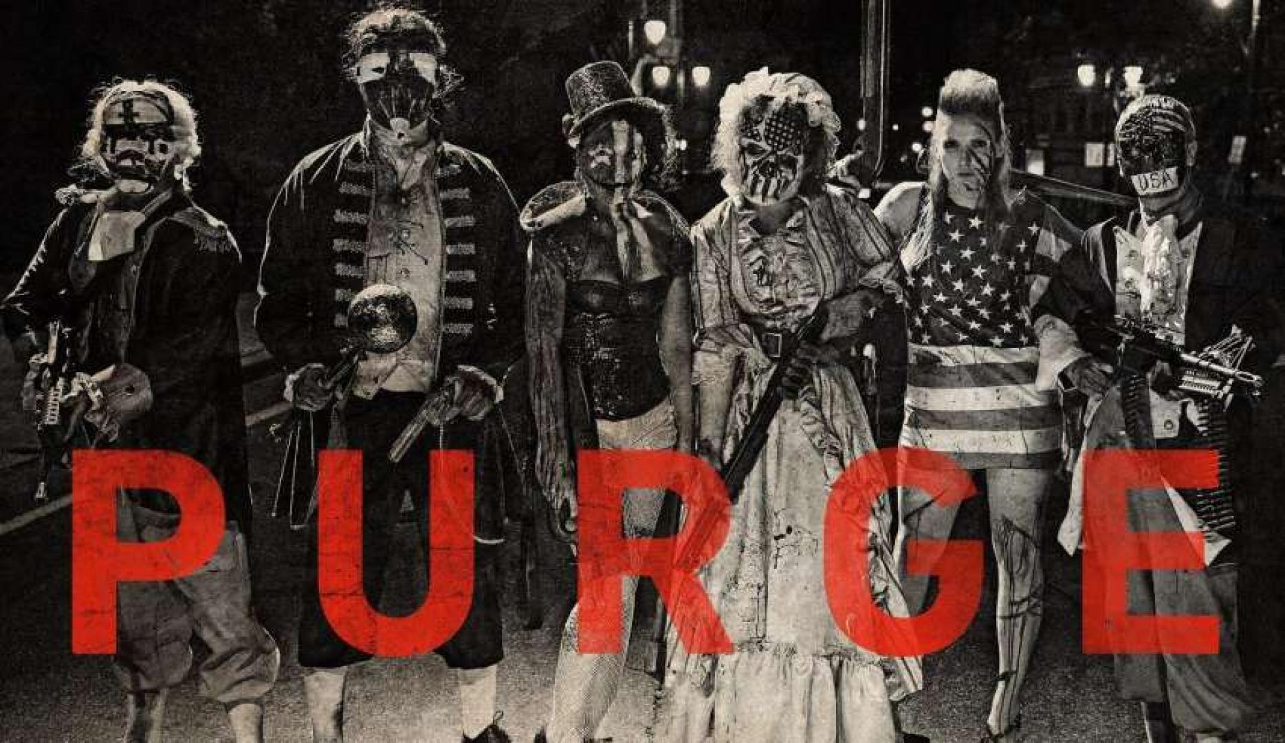 Comic-Con: The Purge sorozat trailer