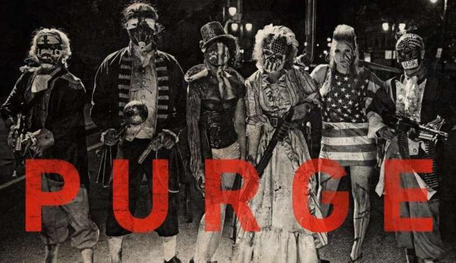 Comic-Con: The Purge sorozat trailer - Hírzóna