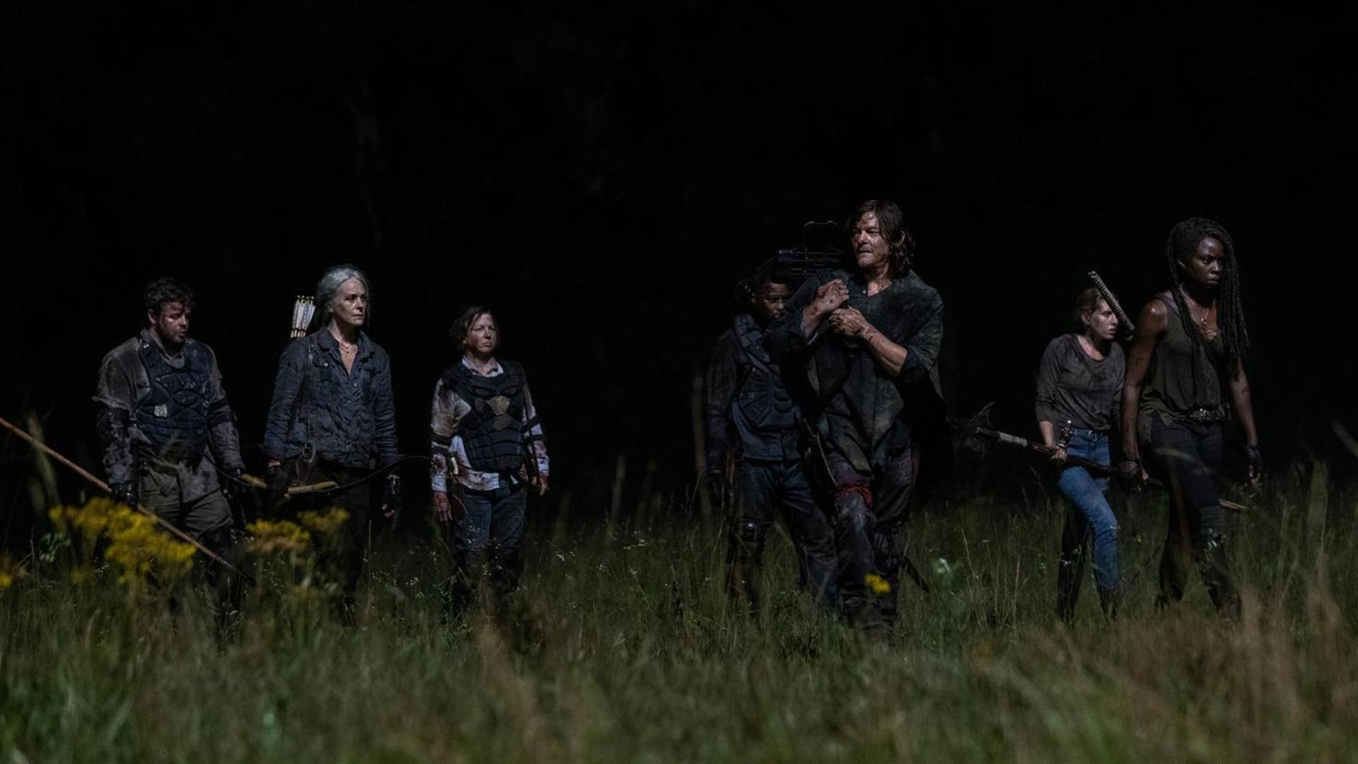 The Walking Dead 10x2-3